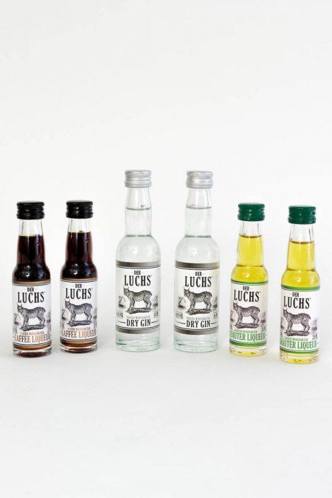 Probierset DER LUCHS - Destillerie Schneider