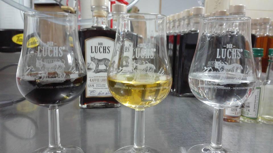 DER LUCHS Genuss-Gläser
