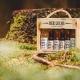 DER LUCHS - Mini-Geschenkbox aus Fichtenholz (Probierset)