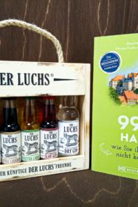 Bundle Mini-Geschenkbox + 99xHarz - Destillerie Schneider